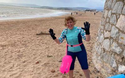 March Menopause Stories; Liz's words…
